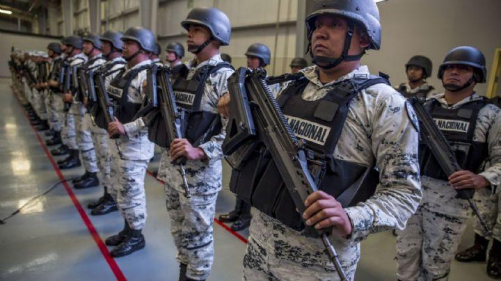 ¡Histórico! Elementos de la Policía Estatal, Guardia Nacional y el Ejercito unirán fuerzas