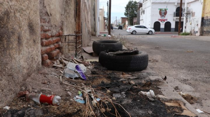Obregón, una ciudad 'inundada' de basura; gobierno y ciudadanos se comparten la responsabilidad