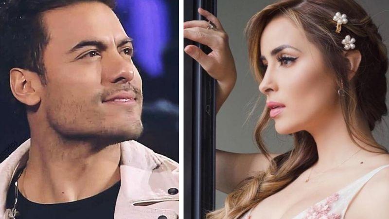 """Carlos Rivera dedica romántico mensaje a Cynthia Rodríguez y redes estallan: """"Ya tengan hijos"""""""