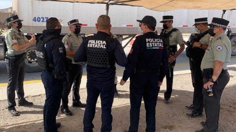 Tras asesinato de empresario, autoridades policíacas 'blindan' municipios del norte de Sonora