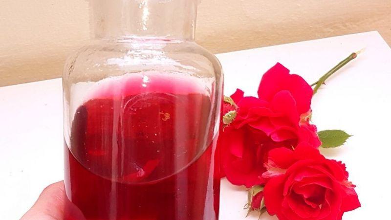¡Aprovecha el poder de las flores! Conoce los beneficios que el agua de rosas tiene para ti