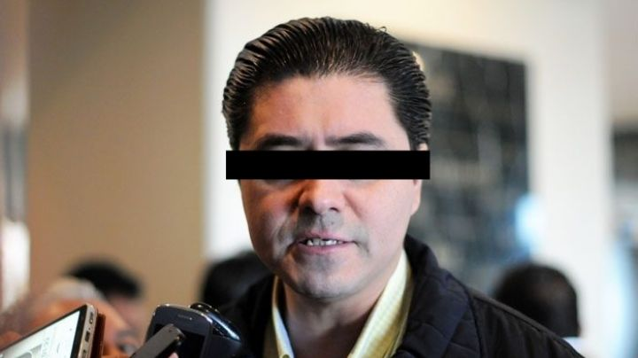 Dan prisión preventiva por 8 meses a Rogelio Franco Castán exsecretario de gobierno de Veracruz