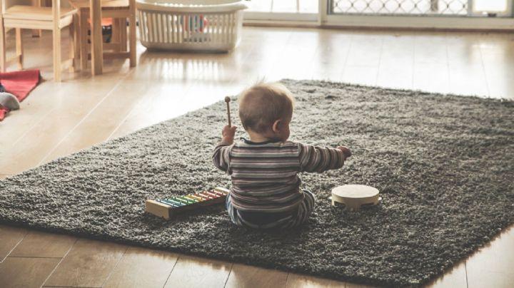 ¡No te equivoques! Descubre cuáles son los juguetes aptos para tu bebé recién nacido