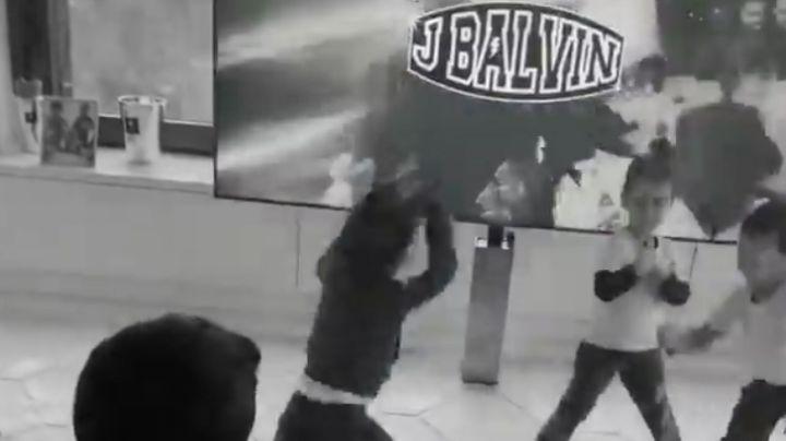 ¿Fans de J balvin? Hijos de Cristiano Ronaldo emocionados bailan el nuevo sencillo del colombiano