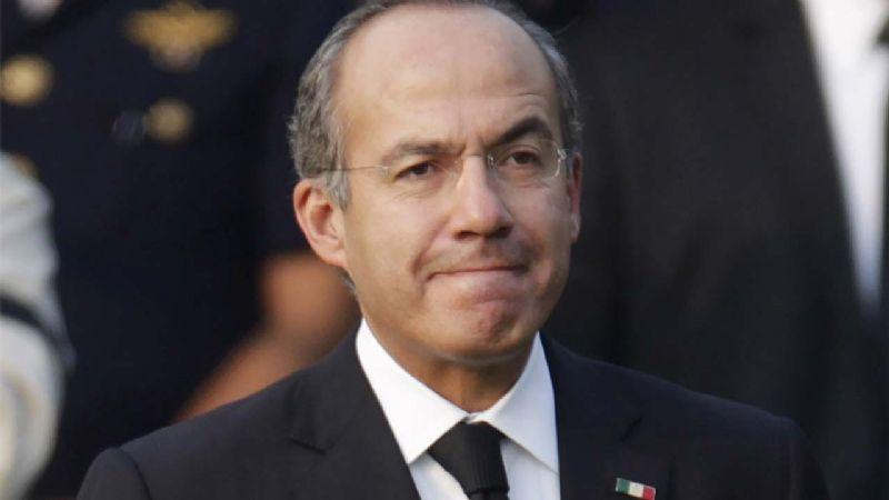 Felipe Calderón, acusado ante la FGR por 'traición a la patria', ¿Cuál es la pena por este delito?