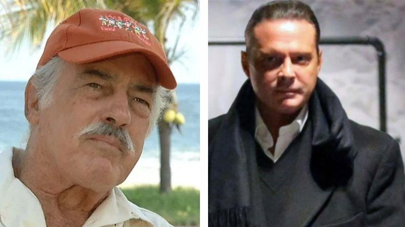 Tras años de pleito, Andrés García revela en 'Hoy' que le gustaría reconciliarse con Luis Miguel