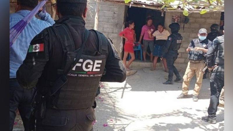 Sicario asesina de un balazo a campesino que hacía fila para el apoyo a adultos mayores