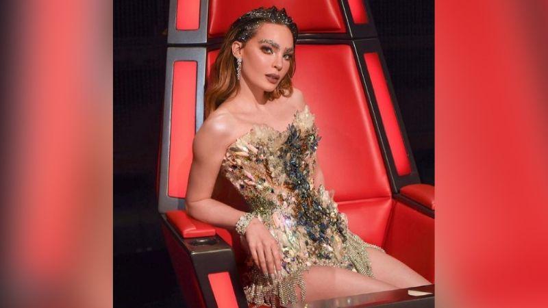A días de 'La Voz', Belinda llega a 'Venga la Alegría' y revela esto del reality de TV Azteca