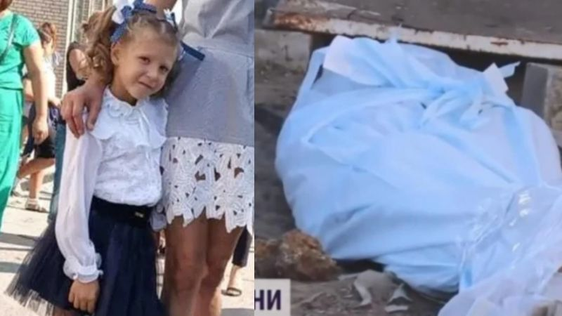 Funeral de pesadilla: Cae anciano que violó y estranguló a Maria de 7 años; era su vecina