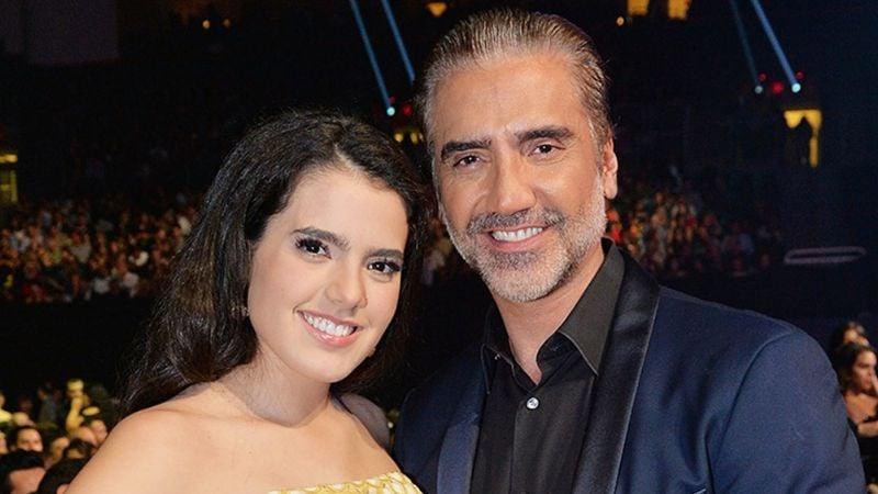 ¡Alejandro Fernández ya es abuelo! Nace Cayetana, la primera hija de Camila Fernández