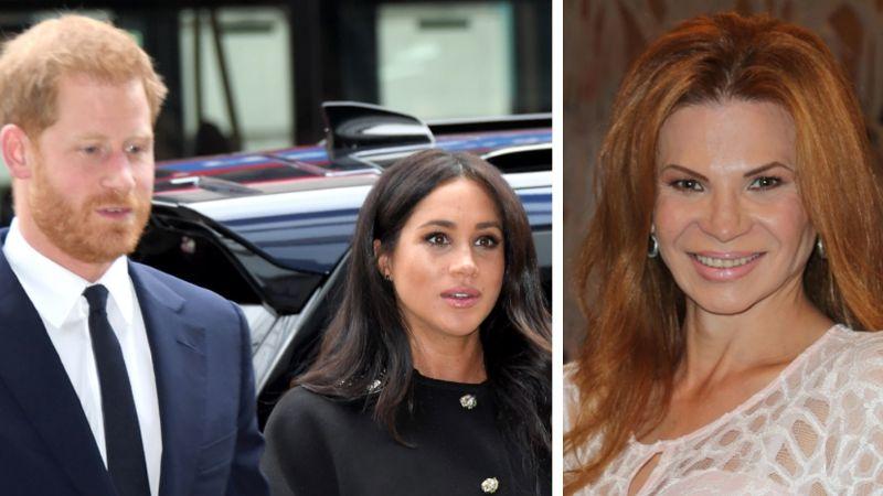 La familia real demandaría a Meghan Markle y al Príncipe Harry, asegura Mhoni Vidente
