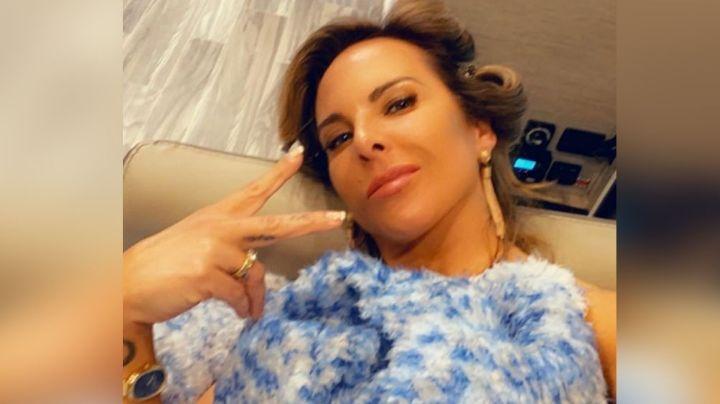 Tras inesperada operación, Kate del Castillo revela foto desde sus días de recuperación
