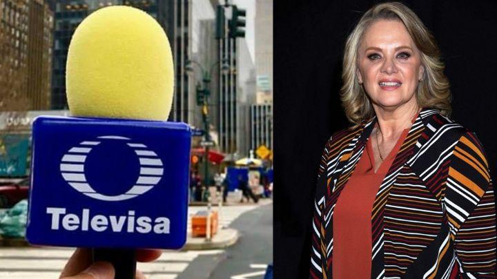 """¡La humilló! Actriz de Televisa acusa a Érika Buenfil de """"acostarse"""" con ejecutivo por novelas"""