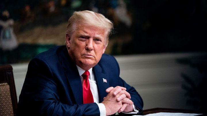 ¿Golpe de Estado? Trump dice que volverá a la presidencia de Estados Unidos en agosto