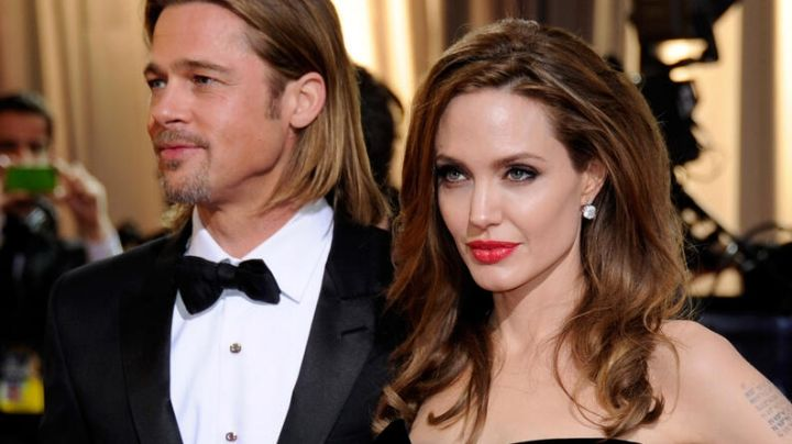Angelina Jolie asegura que tiene pruebas de violencia doméstica que sufrió con Brad Pitt