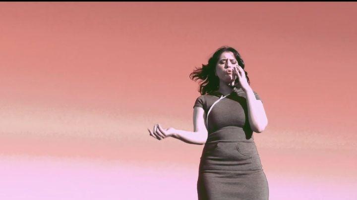 La rapera Stephany 'Baby' Harrison hace presencia dentro del arte urbano en Sonora