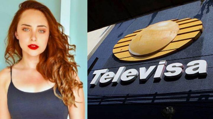 """""""La violó con una botella"""": Elisa exhibe en TV Azteca a actor de Televisa por """"abusar"""" de mujeres"""