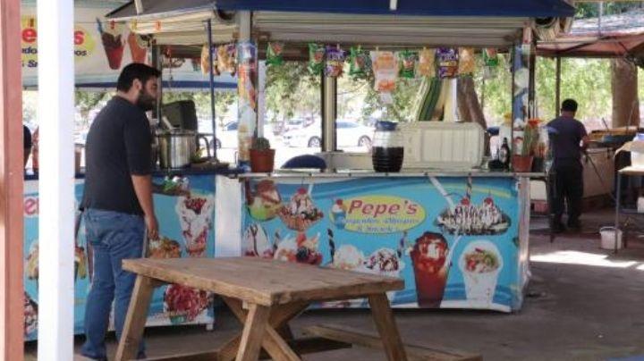 Ciudad Obregón: Vendedores de cocos prevén tener buenas ventas en Semana Santa