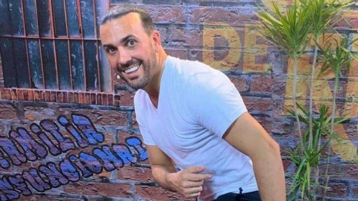 Conductor de Televisa regresa a 'Hoy' tras admitir que había sido una 'mala' experiencia