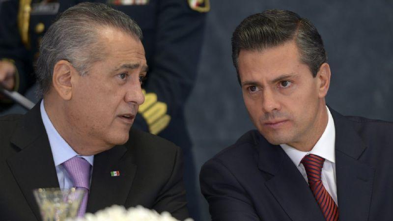 Peña Nieto lamenta la muerte de esposa de Manlio Fabio Beltrones; internautas le piden regresar