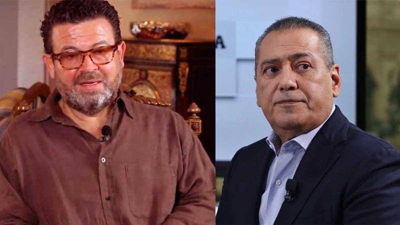 Ricardo Bours envía sus condolencias a Manlio Fabio por la muerte de su esposa Sylvia Sánchez