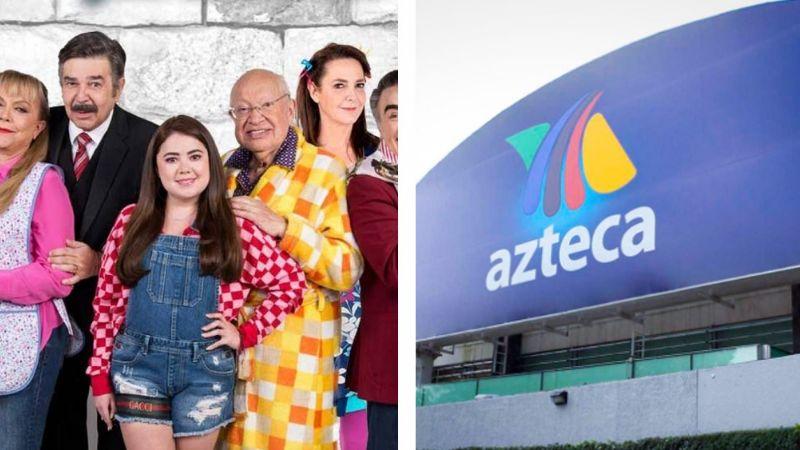 Tras 33 años en Televisa y éxito en 'Una familia de Diez', famosa actriz se uniría a TV Azteca