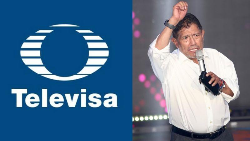 """¿Traición en Televisa? Juan Osorio acusaría al ex de 'La Gaviota' de """"robarle"""""""