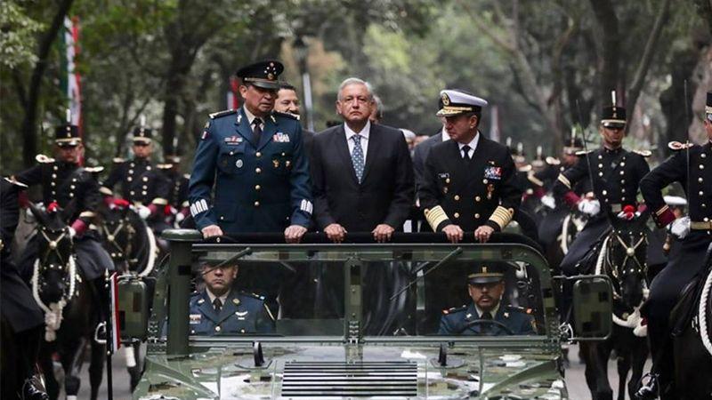 AMLO entrega Tren Maya a Sedena; todos los beneficios serán para el Ejército