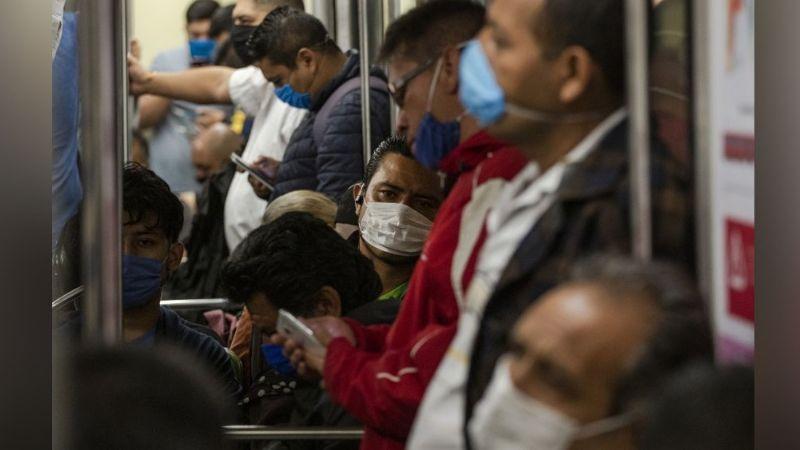 Coronavirus en México: Registran 213mil 597 decesos y 2 millones 315 mil 811 casos positivos