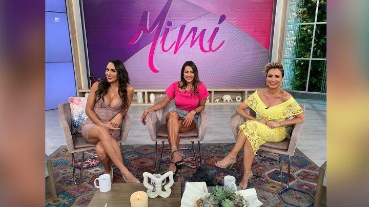 Tras despedir a Macky de 'Hoy' por ir a TV Azteca, Carmen Muñoz manda 'recadito' a Televisa