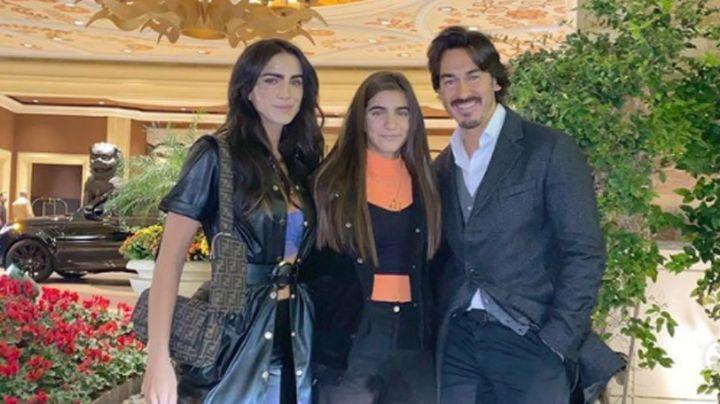 Bárbara de Regil deja sin palabras en Instagram con foto al lado de su esposo y Mar de Regil