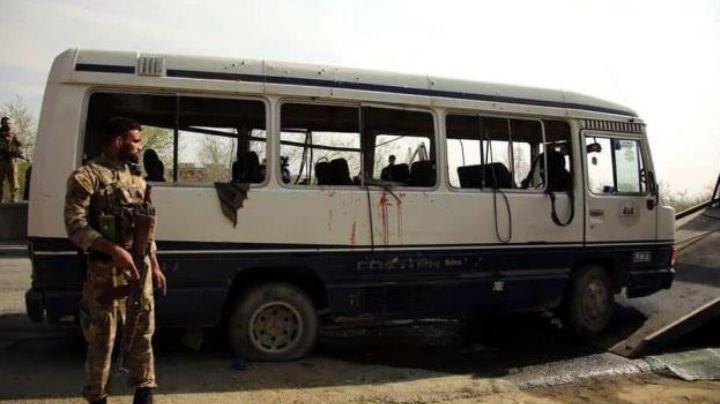Tragedia en Afganistán: Ataque bomba contra empleados del Gobierno deja 3 muertos