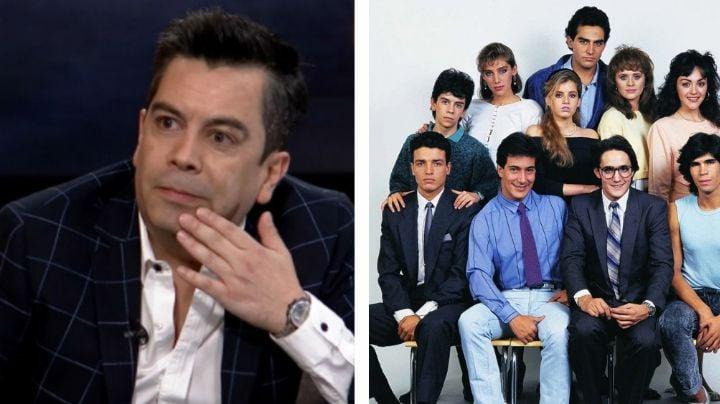 """Tras veto de Televisa y 'romance' con escort, actor da fuerte noticia en 'Hoy': """"No me da pena"""""""