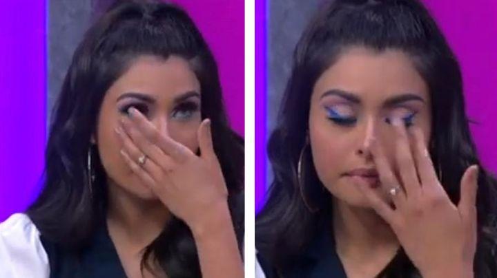 """""""Fui mutilada"""": Entre lágrimas, conductora de TV Azteca revela que casi muere por cirugía estética"""