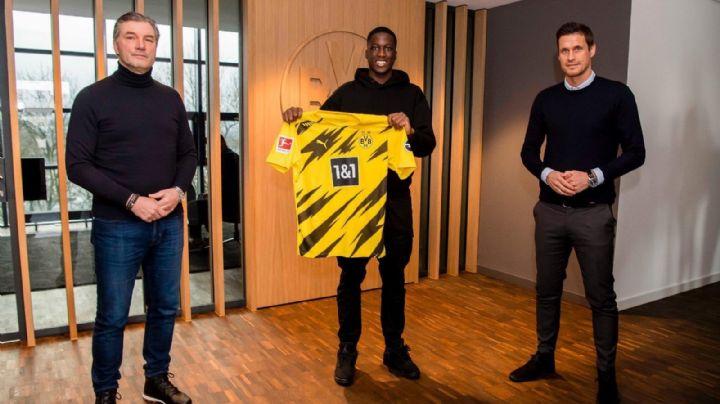 Borussia Dortmund se roba estrella del PSG que no cumple ni los 18 años
