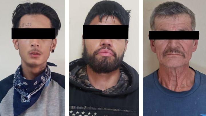 Golpe al crimen en Sonora: Detienen a siete presuntos 'tiradores' en posesión de drogas