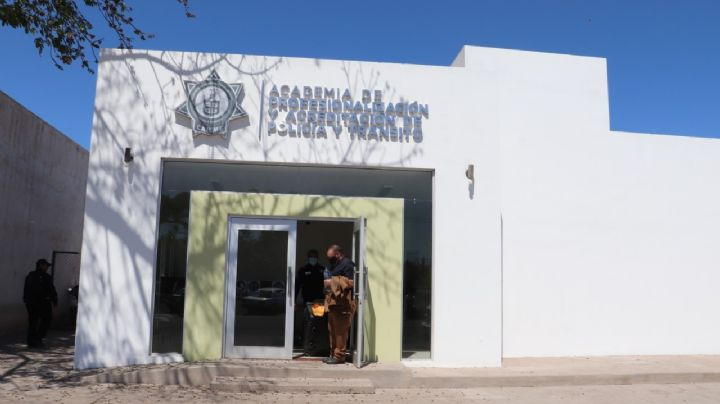 Controversia en Seguridad Pública no afectan a Academia en Cajeme, número de aspirantes no baja