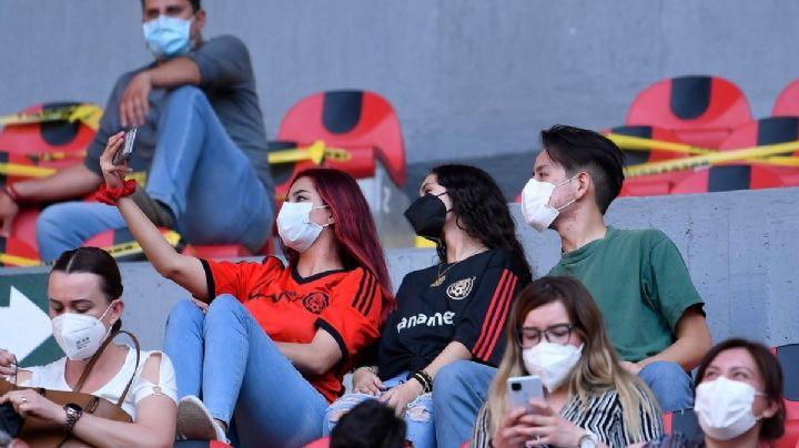 Aparece en el Estadio Jalisco grito homofóbico durante el Preolímpico