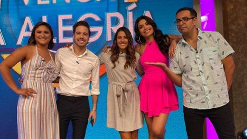 Tras cirugía de emergencia y dejar TV Azteca, guapo exatleta de 'Exatlón' vuelve a 'Venga la Alegría'
