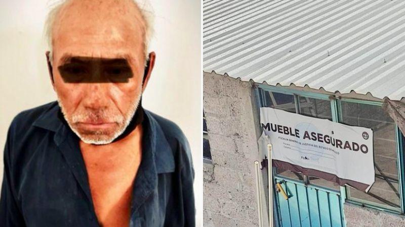 Detienen a un hombre por violar a su hija; vivía en la misma calle que 'Los Monstruos de Ecatepec'