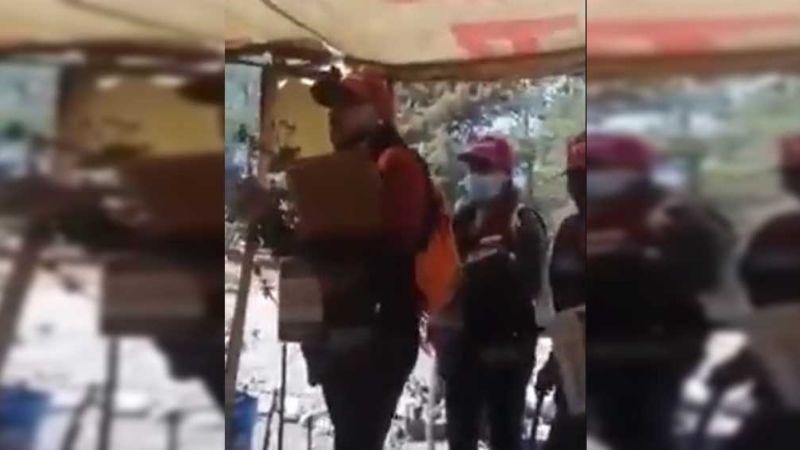 """Así opera Morena para conseguir votos: """"Si gana un diputado del PRI o del PAN, les disminuye el apoyo"""""""