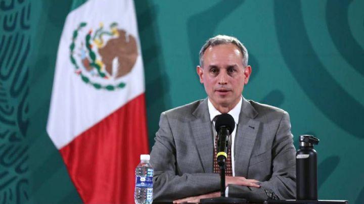"""""""Es probable que tengamos 45% de la población inmune a Covid-19"""", asegura López-Gatell"""