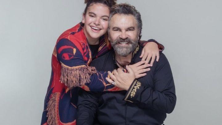 """""""Hay que ser solidarios"""": Lucerito Mijares desmiente rivalidad con la hija de la Legarreta"""