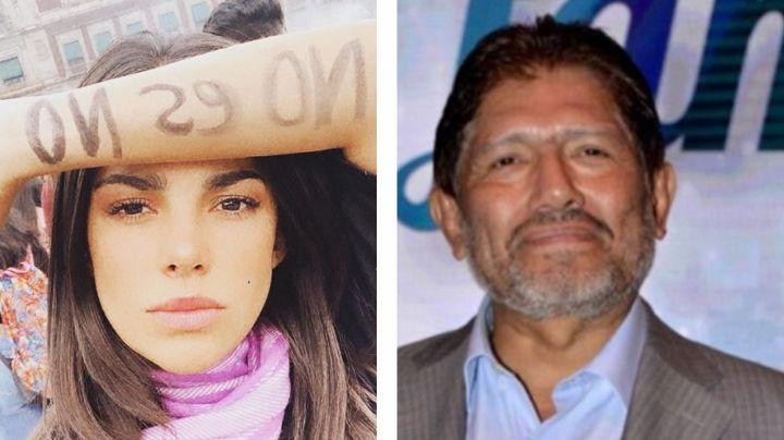 """""""Estúpido, machista y cobarde"""": Padre de Daniela Berriel estalla contra famoso productor de Televisa"""