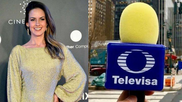¿Se va a TV Azteca? Altaír Jarabo, furiosa exigiría a Televisa que no contraten a África Zavala
