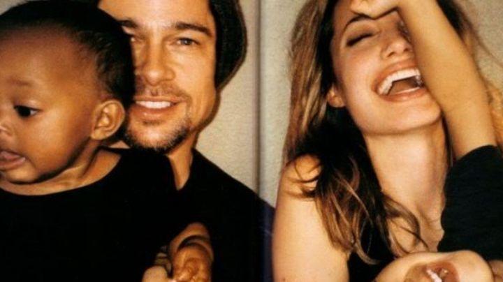 Hijo adoptivo de Brad y Angelina quiere quitarse el apellido del galán de Hollywood por esta razón