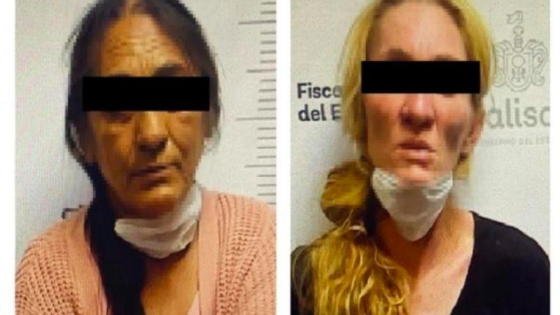 Fiscalía de Jalisco detiene a mujeres que asaltaban adultos mayores; fingían ir a bendecir las casas