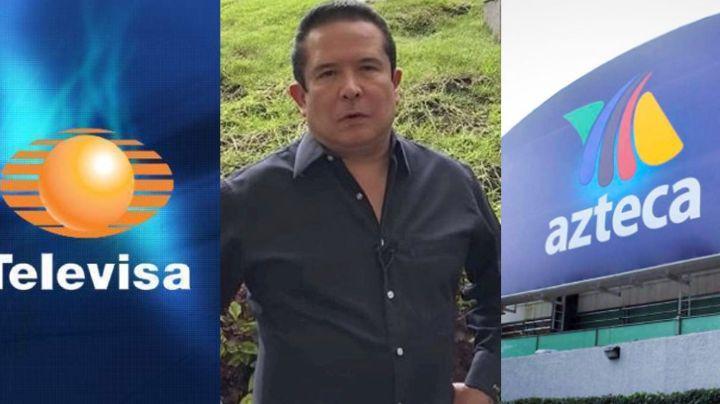 """""""Tantita madre"""": Gustavo Adolfo Infante estalla y tunde a altos mandos de Televisa y TV Azteca"""
