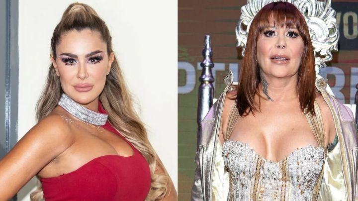 """""""Ya abrió los ojos"""": Ninel Conde se uniría a Alejandra Guzmán para hundir a Larry Ramos"""