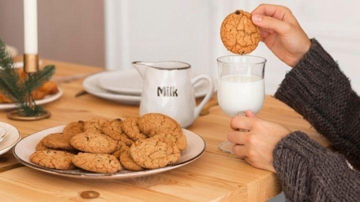 ¡Sin remordimientos! Estas galletas de plátano con avena sin harina te encantarán